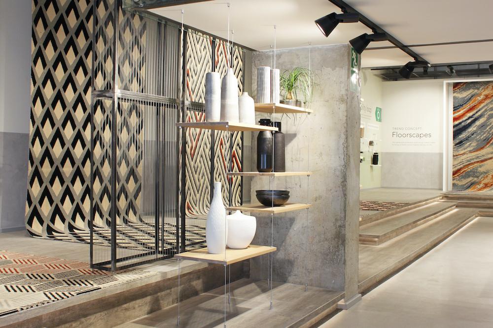 Belgotex. interior design project image overview