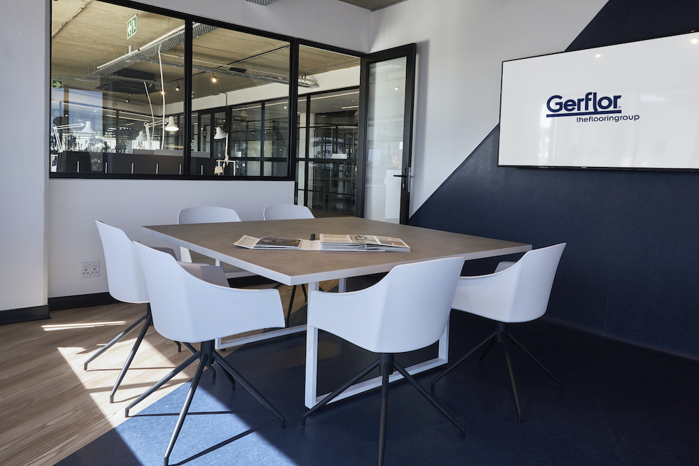 Gerflor interior layout design project image overview